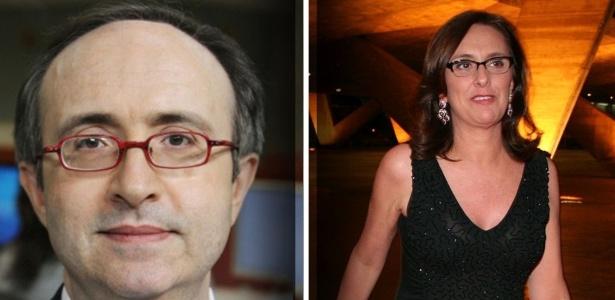 Resultado de imagem para Reinaldo Azevedo pede demissão de revista depois de divulgação de conversa com Andrea Neves