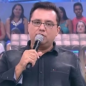 Geraldo Luís não aceitou fazer um programa nas noites da Record - Reprodução / TV Record