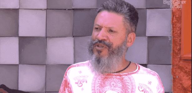Laércio de Moura  - Reprodução/TV Globo