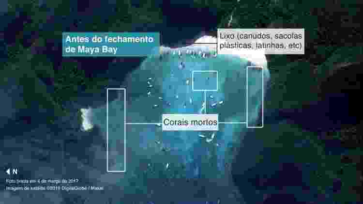 Arte 3 - Digital Globe/Maxar - Digital Globe/Maxar