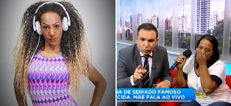 """Atriz e Cantora Quelynah, do seriado """"Antônia"""", está desaparecida - Reprodução/Instagram/Record"""