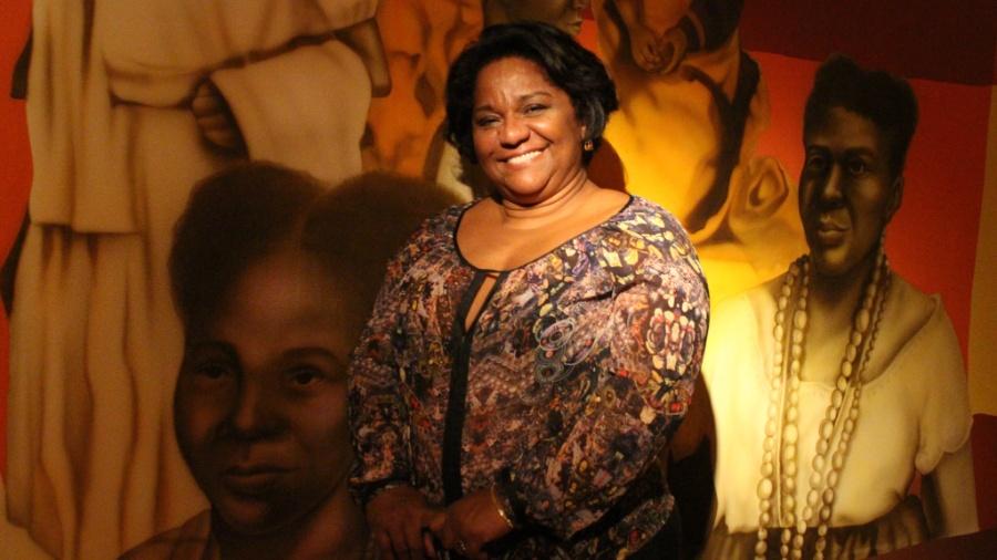 Nilcemar Nogueira, neta de dona Zica e Cartola, é presidente do Museu do Samba  - Lígia Hipólito/BOL
