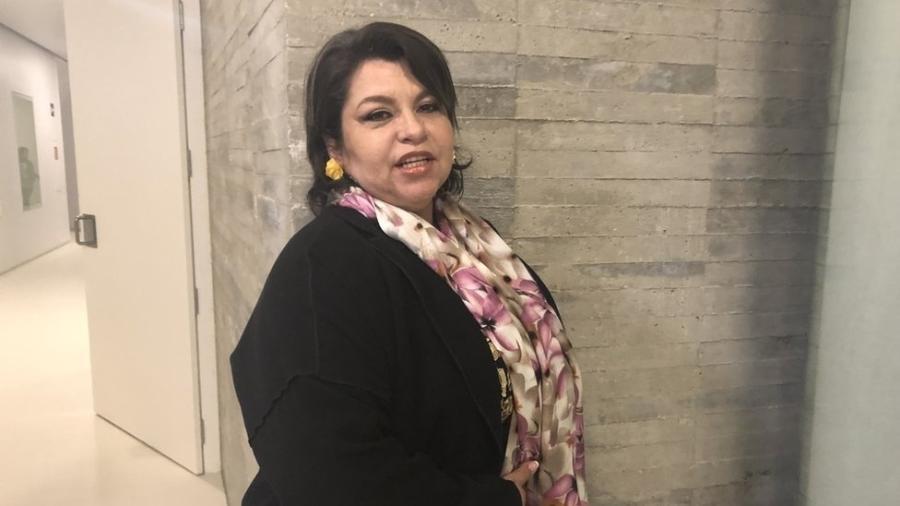 """Beatriz Rodríguez foi prostituta por mais de 20 anos, até encontrar alternativas para deixar a ocupação, que considera """"um delito contra a humanidade"""" - BBC"""