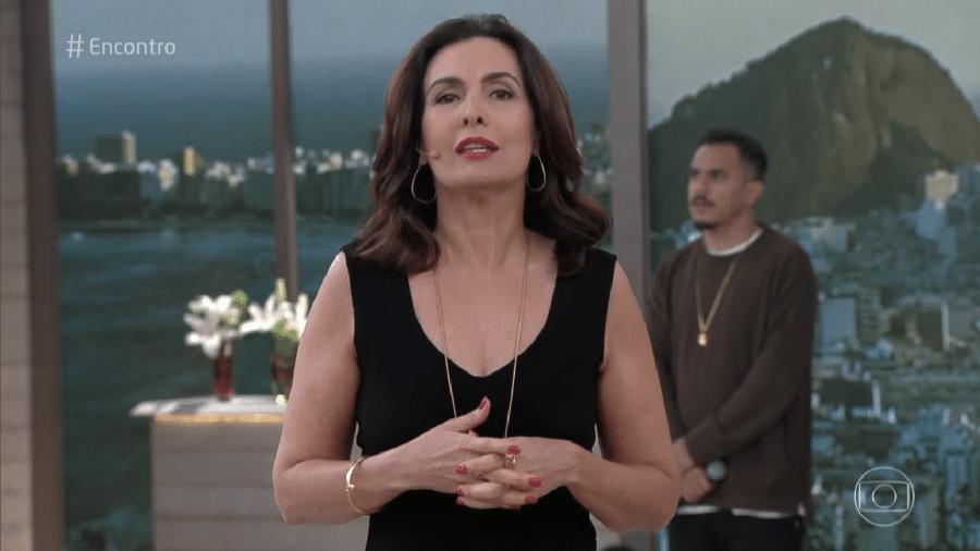 Fátima Bernardes está de férias da Globo, mas volta logo - Reprodução/TV Globo