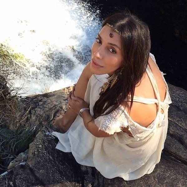 13.abr.2016 - Quatro anos após se submeter a cirurgia de redesignação sexual, Lea T (35) contou que sente o mesmo prazer na hora do sexo. Na entrevista, feita para a revista