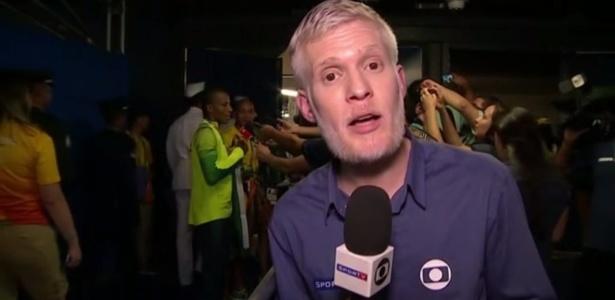 Repórter do SporTV morre aos 30 anos após luta contra tipo raro de câncer b7bd9686c10aa