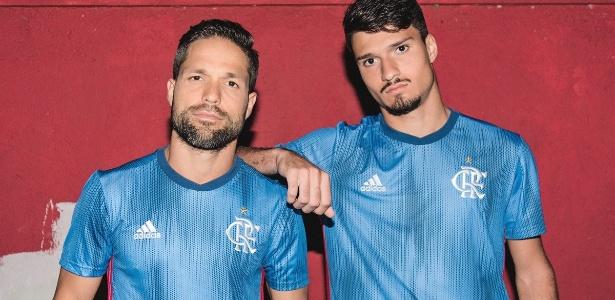 O Flamengo lançou a terceira camisa feita de plástico no último dia 24 de julho