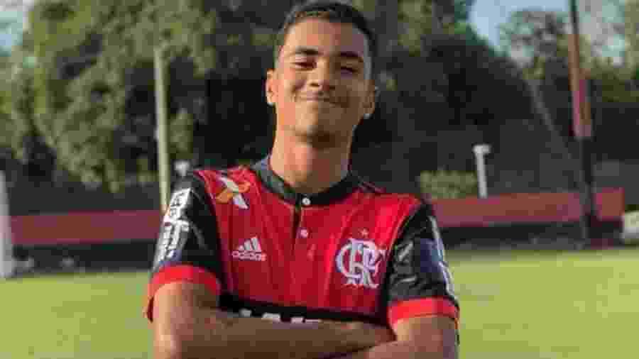 Arthur Vinicius faria 15 anos neste sábado (9), um dia após incêndio no CT do Flamengo, que deixou dez mortos - Reprodução/Instagram