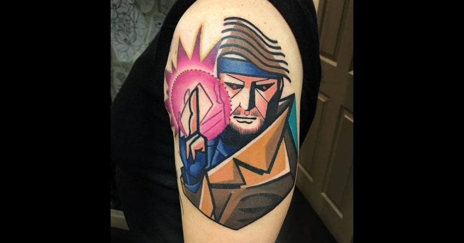 26. Trabalho do tatuador Mike Boyd