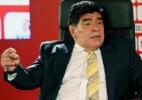 Presidente de time chileno da série B diz que rejeitou Maradona de técnico - Reprodução/UOL Esporte