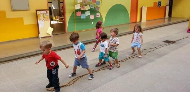 Reprodução/Instituto da Criança