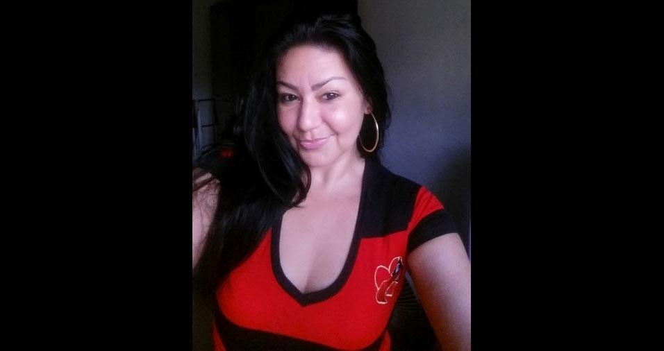 Andréa dos Santos, 38 anos, de Duque de Caxias (RJ)