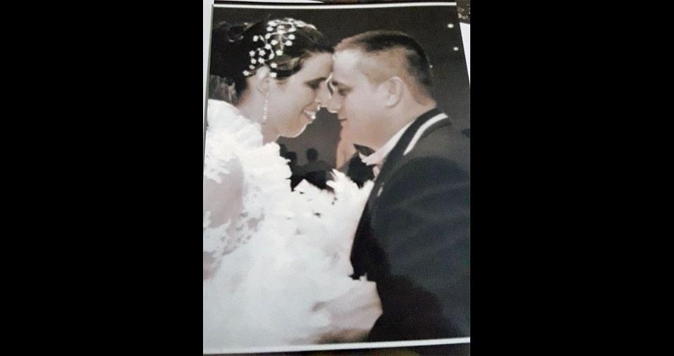 Maristela Mota Ribeiro e Daniel de Araújo Martins, de Itajubá  (MG), estão casados desde 21 de novembro de 2009