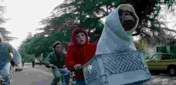 'E.T.: O Extraterrestre' (1982) - Divulgação/Universal Pictures