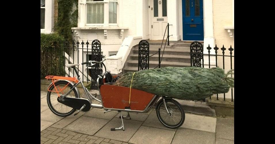 7. Árvore de Natal
