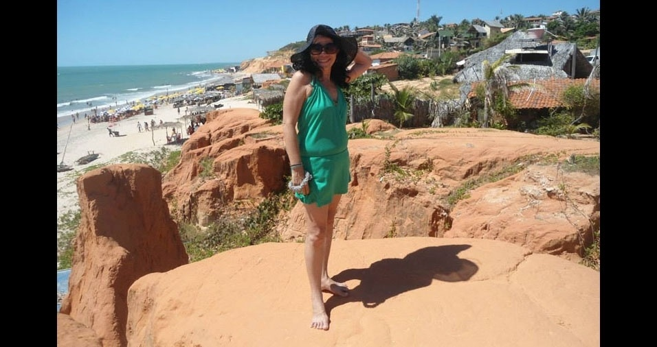Maria Célida, 56 anos, de Fortaleza (CE)