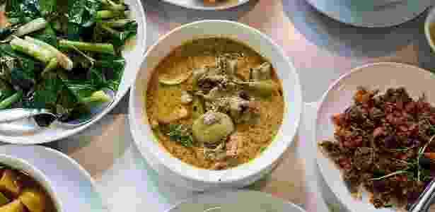 Reprodução/Eating Thai Food