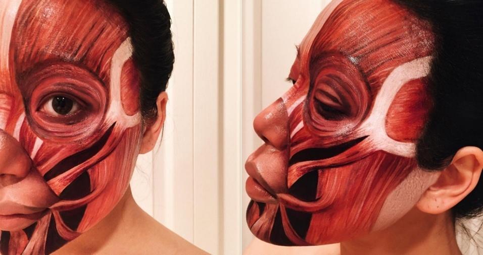 38. Um estudo dos músculos da face