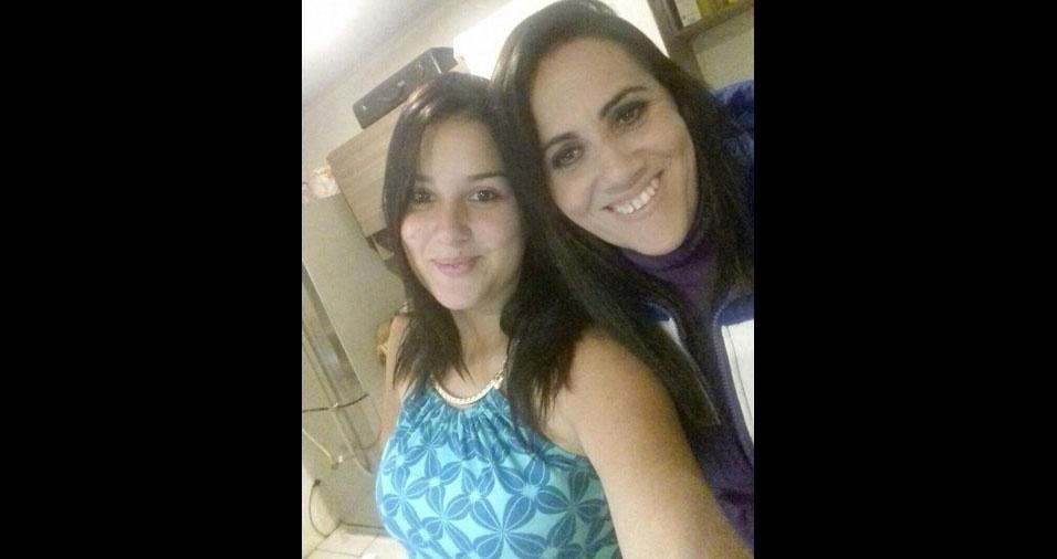 """Eduarda e Miriam: """"Tal mãe, tal filha, unidas até a eternidade"""""""