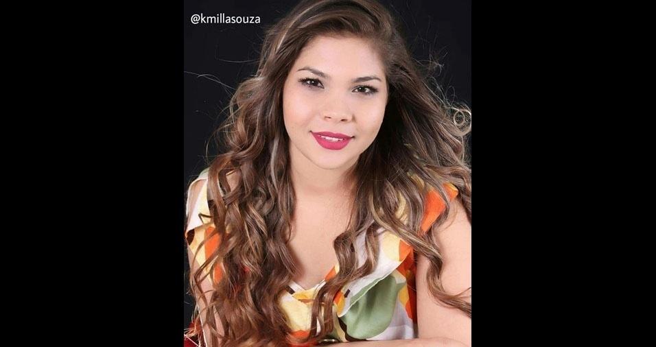 Kamila Souza, 23 anos, de Macapá (AP)