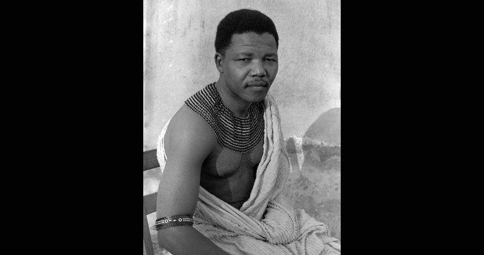 Nelson Mandela em 1961