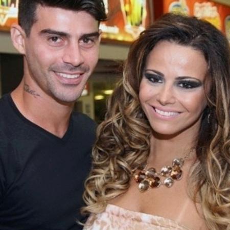 Viviane Araújo e Radamés Martins estavam juntos há quase dez anos  - Zulmair Rocha/UOL