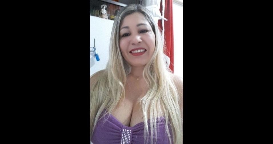 Eloisa dos Santos, 46 anos, de São Paulo (SP)
