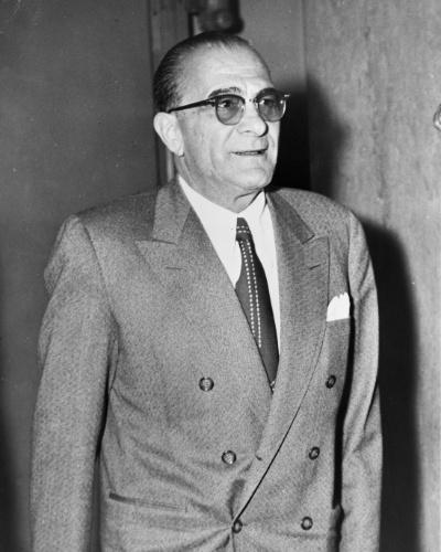 Vito Genovese foi sub-chefe da família mafiosa Genovese, enquanto Lucky Luciano comandava os negócios da organização. Após a prisão de Lucky, na década de 30, Vito assumiu a família, mas já em 1937 teve que deixar o cargo para outro mafioso, Frank Costello, após ser indiciado por homicídio e ter de fugir para Nápoles, sua cidade natal, na Itália. De volta aos Estados Unidos, em 1959 Vito Genovese foi condenado a 15 anos de prisão por tráfico de drogas. O mafioso morreu vítima de um ataque cardíaco em 1969, aos 71 anos, na prisão federal de Springfield, no Missouri