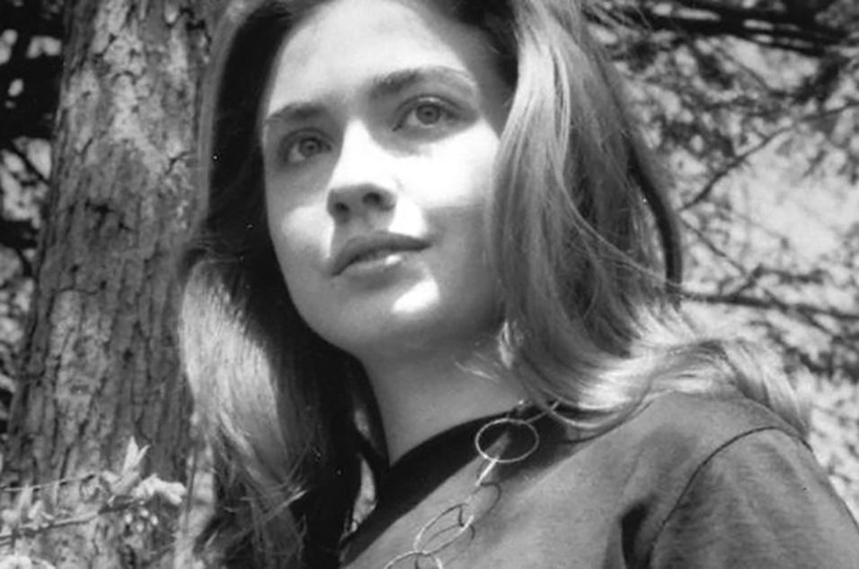 Hillary Clinton em 1969