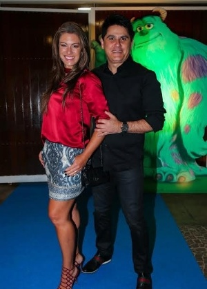 Elaine e César - Manuela Scarpa/Foto Rio News