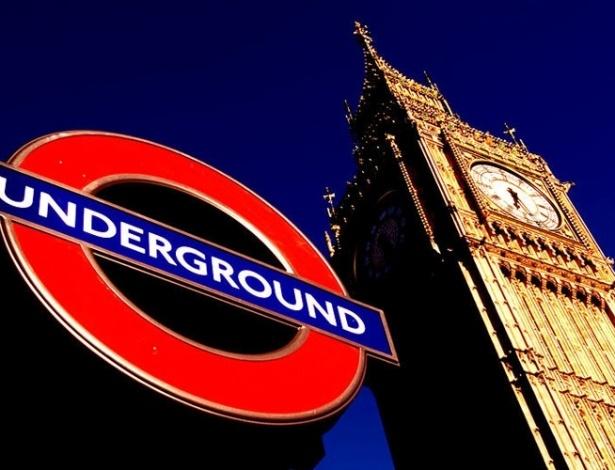 O metrô mais antigo do mundo é o de Londres, que começou a funcionar em 1869