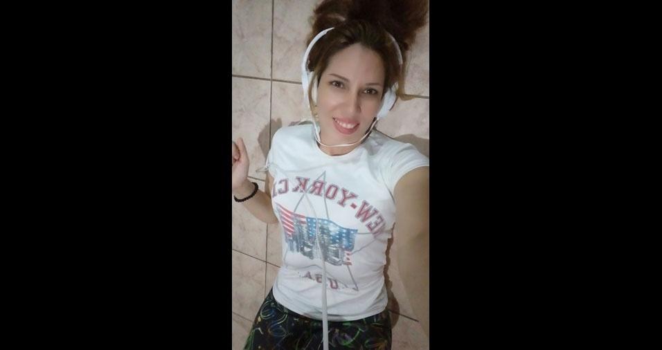 Jocyanne Chamon, 35 anos, de Ananindeua (PA)