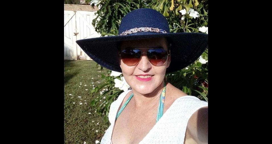 Josenilde Nascimento, 44 anos, de Rio Real (BA)