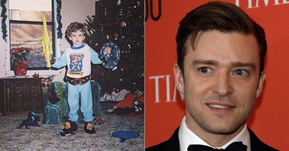 31.jul.2015 - Justin Timberlake, cantor e ator