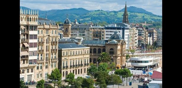 "Primeira escola basca (""iskatola"") foi aberta na cidade litorânea de San Sebastián em 1914"