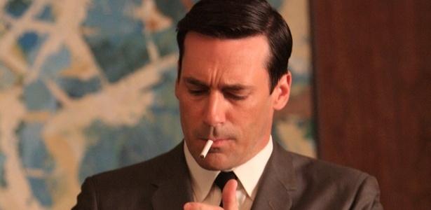 Deixei de fumar porque tenho uma dor de cabeça