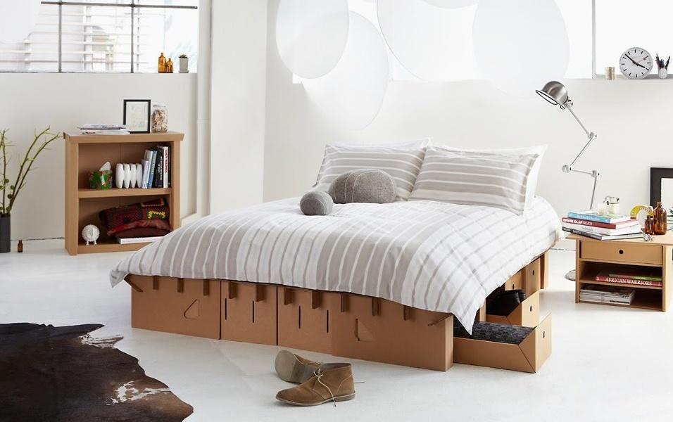 29 camas para quem est procurando um jeito ex tico de for Camas de dormir