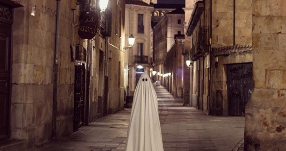 18. Aquela noite em que você sai e não há uma única alma viva na rua