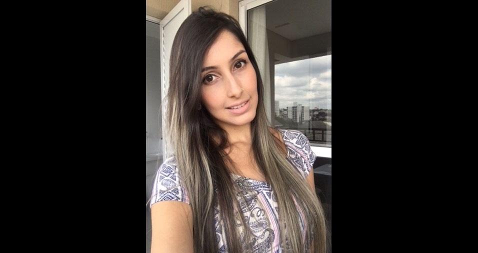 Taíla Antunes de Oliveira, 29 anos, de São José dos Campos (SP)