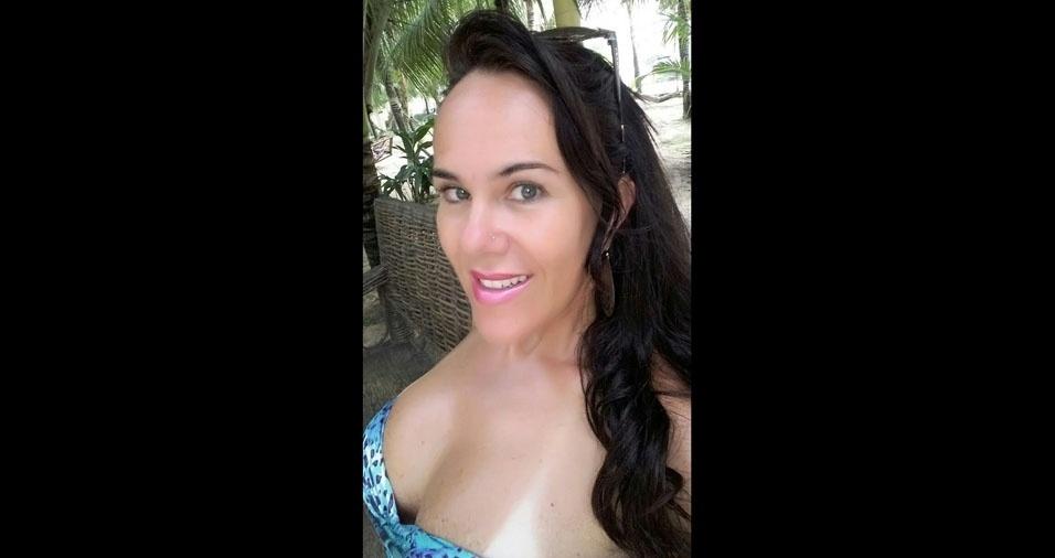 Maria Lúcia Mascarenhas, 41 anos, de São Paulo (SP)