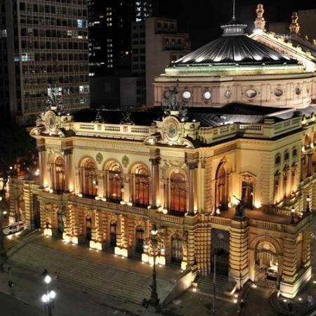 Theatro Municipal de São Paulo - Reprodução/UOL