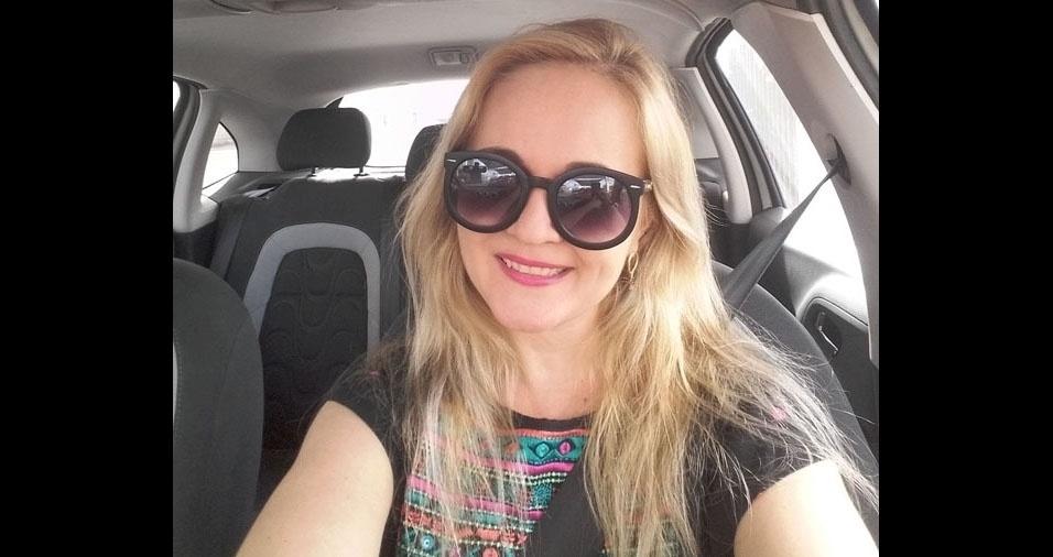 Iluska Medeiros, 42 anos, de Natal (RN)
