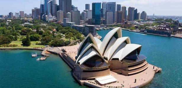 Austrália terá de corrigir seus mapas; país está mais ao norte