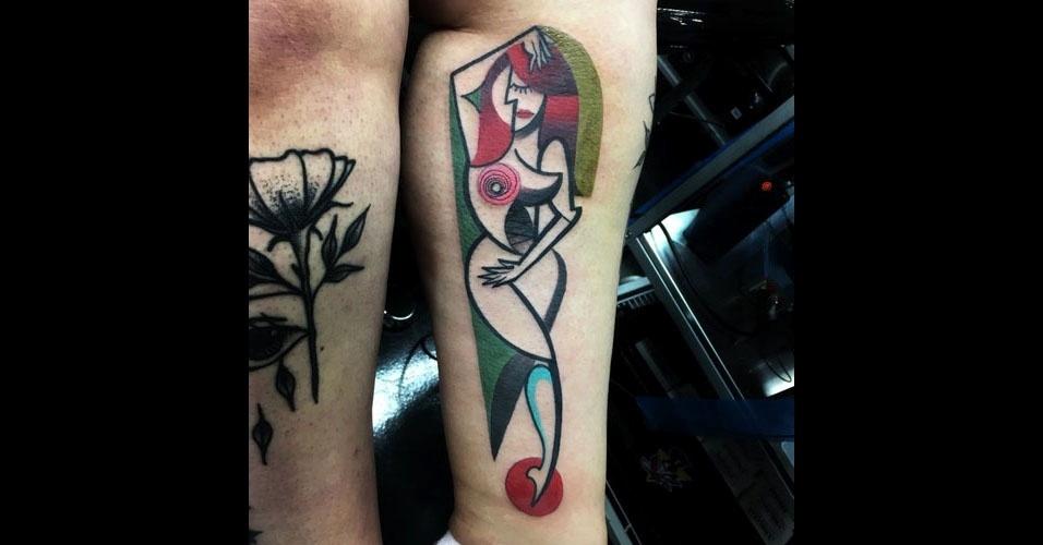 33. Tattoo feita por Mike Boyd