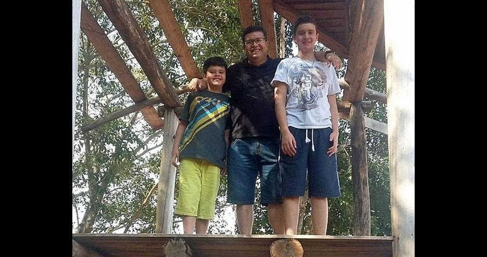 Sidiney Lelis, Leandro e Murilo, de Dourados (MS)