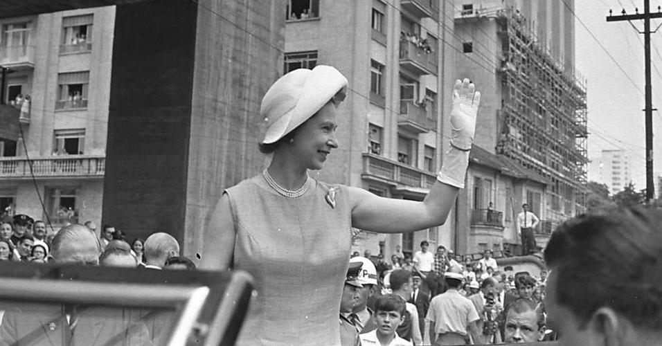 6. Foi durante a visita oficial de 1968 que o MASP - Museu de Arte de São Paulo, foi inaugurado, quando fez um pequeno discurso em inglês e viu um quadro pintado pelo ex-primeiro ministro britânico Winston Churchill