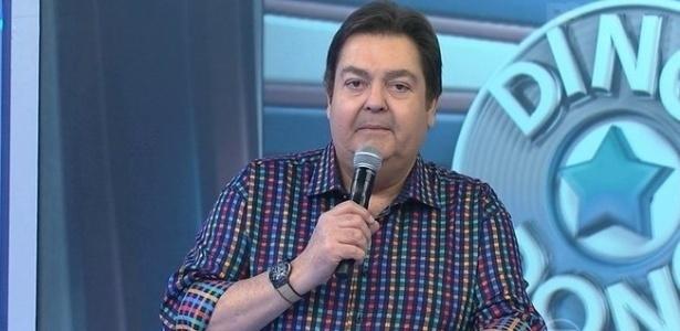 Fausto Silva investe em quadros com cantores sumidos da mídia ou desconhecidos - Reprodução/TV Globo