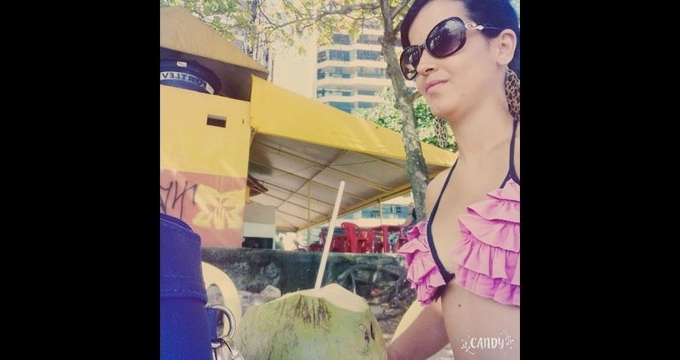 Camila Almeida, 27 anos, de Viçosa (MG)