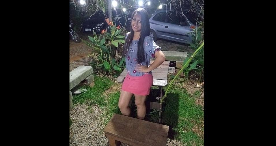 Ariane Barbosa, 25 anos, de Campinas (SP)