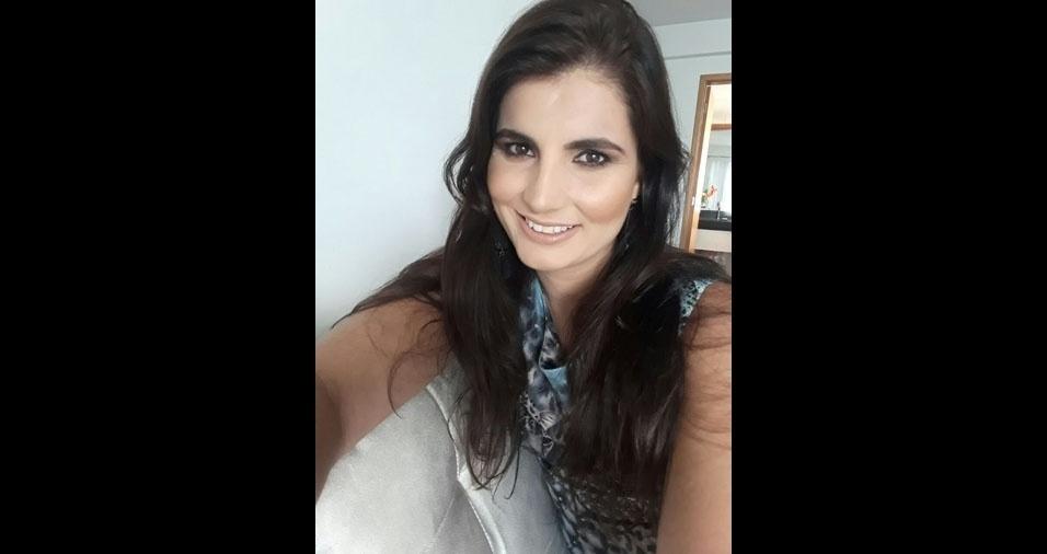 Tânia Katiuca Ferreira, 32 anos, de Goiânia (GO)
